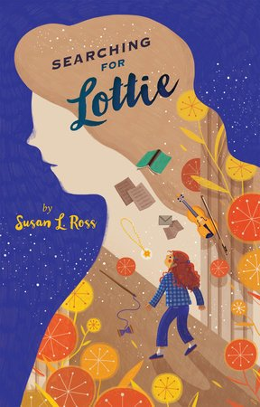 Searching for Lottie by Susan L. Ross cover art