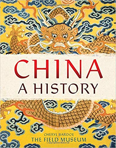 China A History by Cheryl Bardoe book cover art