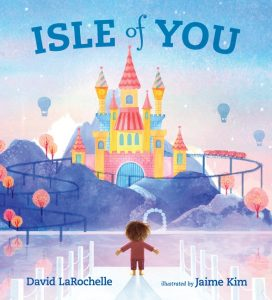 Isle of You by David LaRochelle book cover art