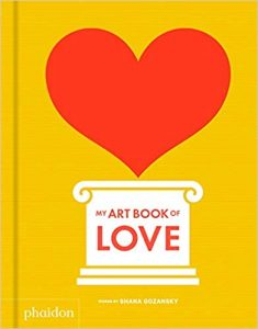 My Art Book of Love cover illustration