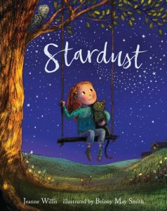 Stardust book cover art