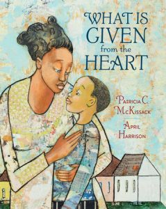 What is Given from the Heart book cover artwork