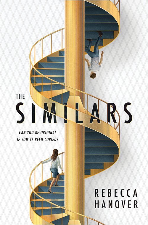 The Similars book cover illustration