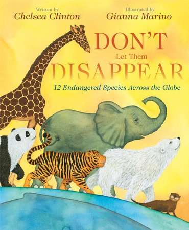 book cover art from Don't Let Them Disappear