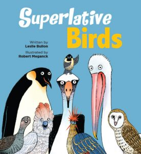 Superlative Birds book cover art