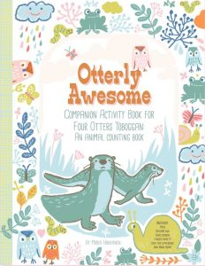 Otterly Awesome Activity Book cover art