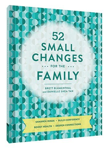 52 small changes for the family book cover