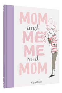 Mom and Me, Me and Mom book cover illustration