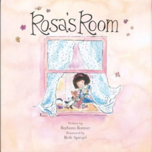 Rosa's Room book cover art by Beth Spiegel