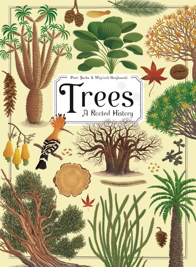 Trees: A Rooted History book cover art