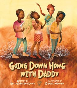 going down home with daddy book cvr