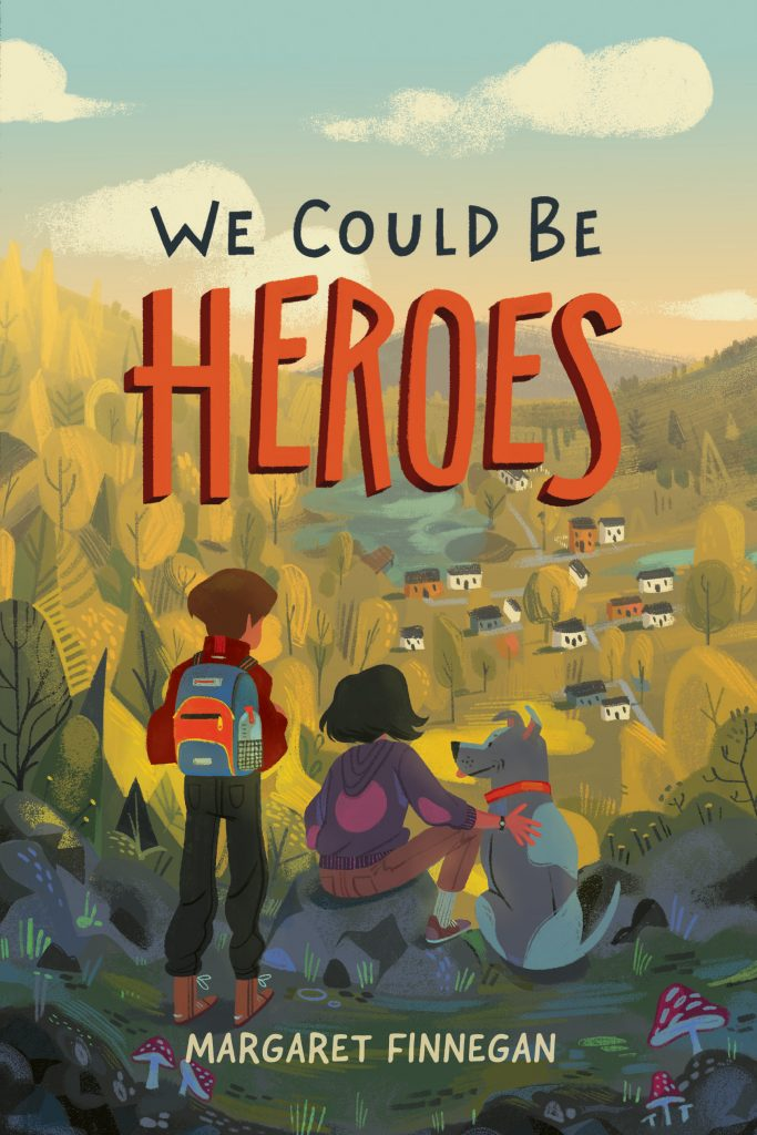 we could be heroes book cvr