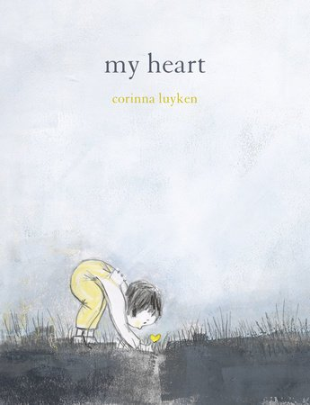 my heart book cover art
