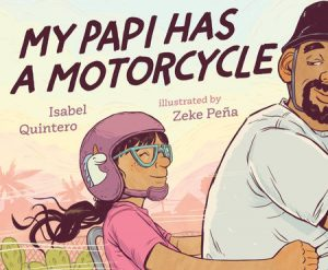 my papi has a motorcycle-book-cvr
