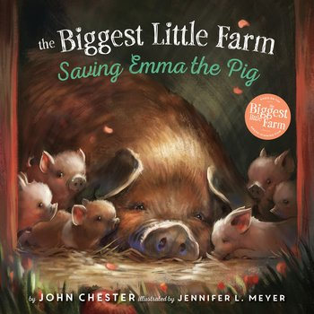 saving emma the pig book cover