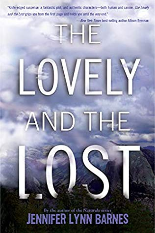the lovely and the lost book cvr