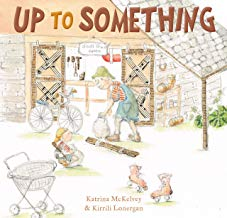 up to something book cvr