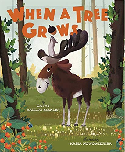 when a tree grows book cvr