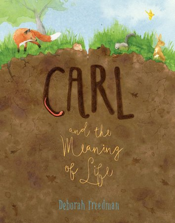 Carl and the Meaning of Life book cvr art
