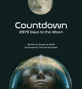 Countdown: 2979 Days to the Moon book cvr