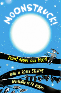 Moonstruck! Poems About Our Moon bk cvr