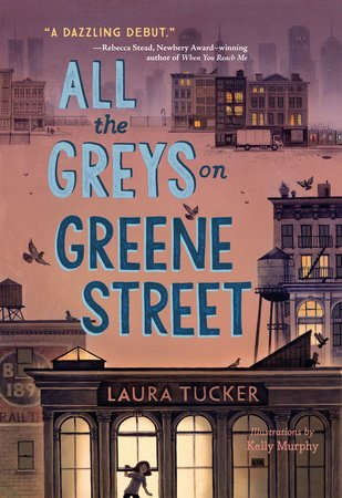 All the Greys on Greene Street book cover
