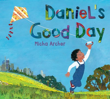Daniel's Good Day Book Cvr