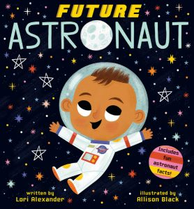 Future Astronaut Book Cover