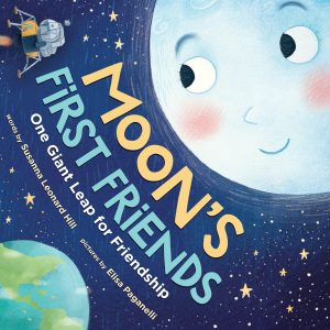 Moon's First Friends Book Cover