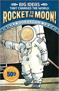 Rocket to the Moon! Book Cover