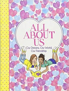 All About Us book cover