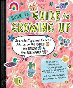 Bunk 9's Guide to Growing Up cvr