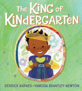 The King of Kindergarten cvr