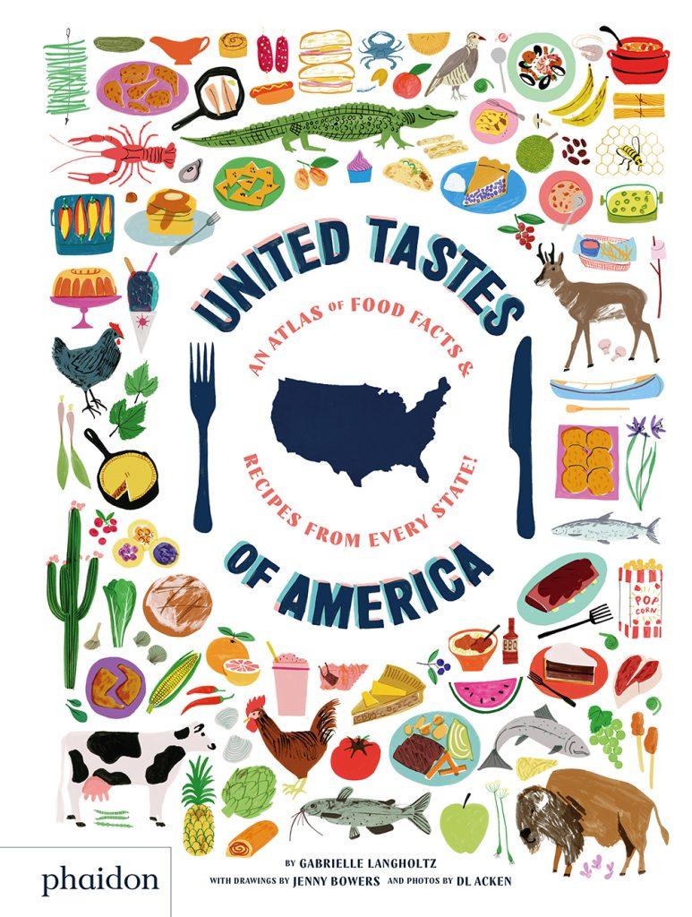 United Tastes of America bk cvr