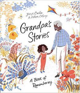 Grandpas Stories book cover