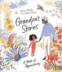 Grandpas Stories book cover