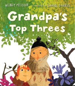 grandpas top threes cover