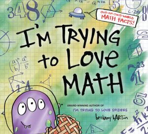 I'm Trying to Love Math cover