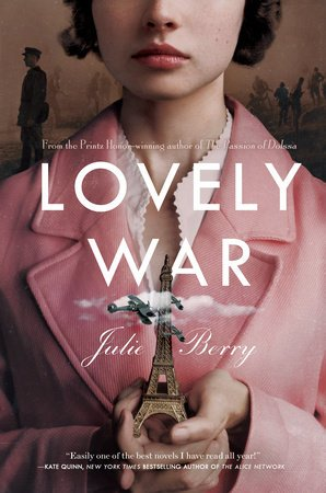 Lovely War Book Cover