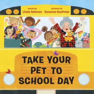 Take Your Pet to School Day cover