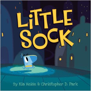 Little Sock book cover art