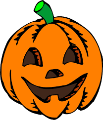Free Halloween clip art Pumpkin