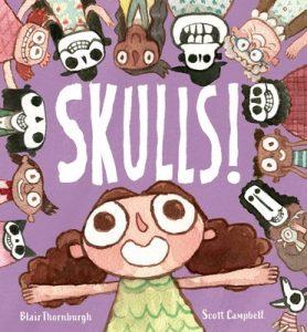 Skulls book cover