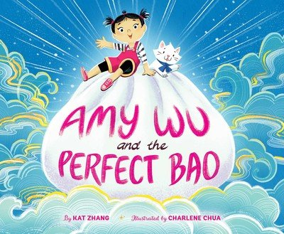 Amy Wu and the perfect bao cvr