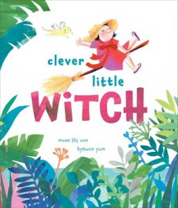 clever little witch book cover
