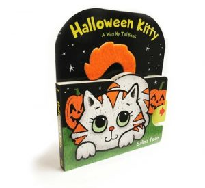 Halloween Kitty Book Cover