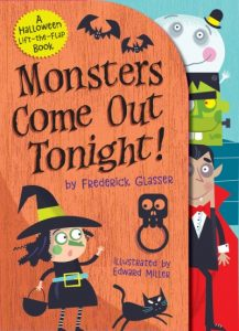 Monsters Come Out Tonight cvr