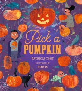 pick a pumpkin book cover