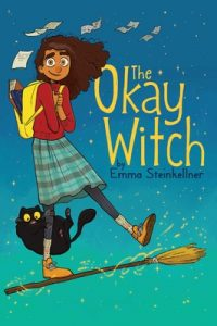 The Okay Witch book cover