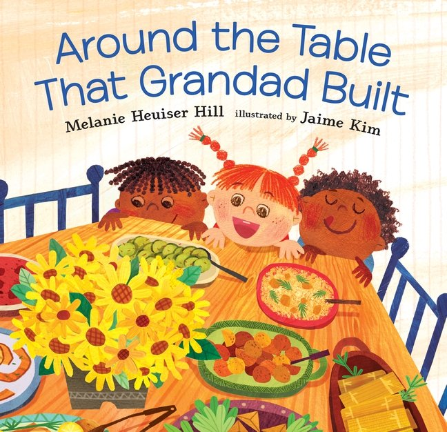 Around the Table That Grandad Built cvr